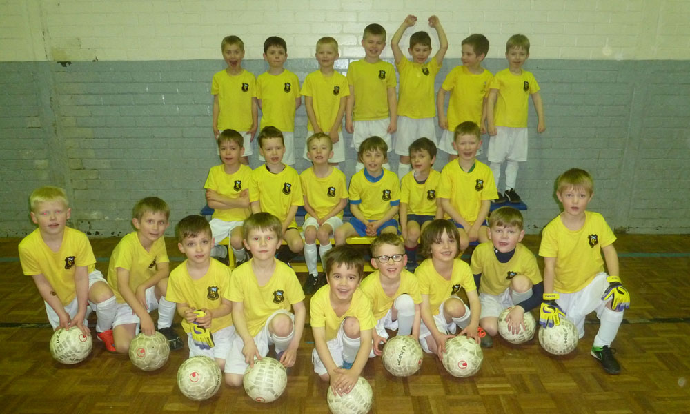 Currie FC 2009